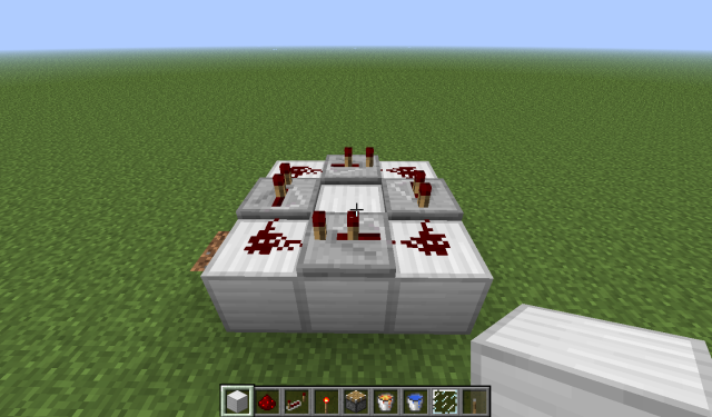 How to make redstone repeater loop